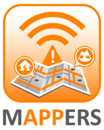 MAPPERS | Mobile Applications for Emergency Response and Support